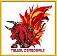 TELUGU DARE DEVILS – Tal Premier League
